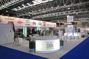 JBH Design Pure Fishing Exhibiton Stand