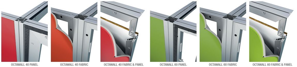 octwall surfaces