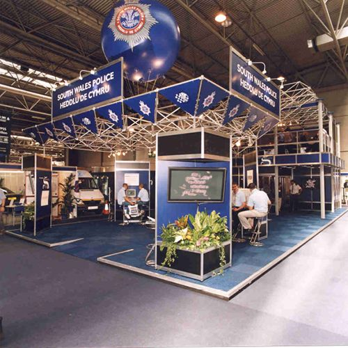 Exhibition Stand Double Decker : Double decker exhibition stands modular rtd systems octanorm uk
