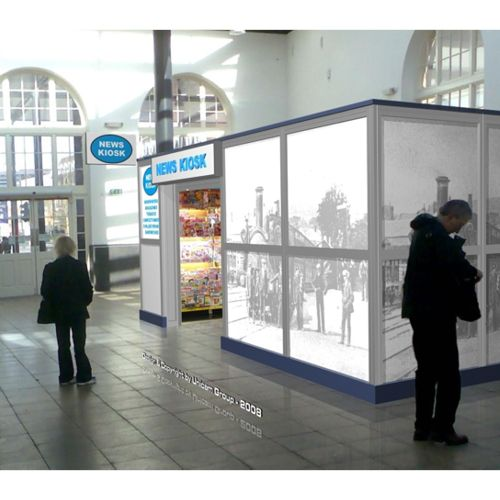 Retail Kiosks | Shop in Shop | RTD Systems - Octanorm UK