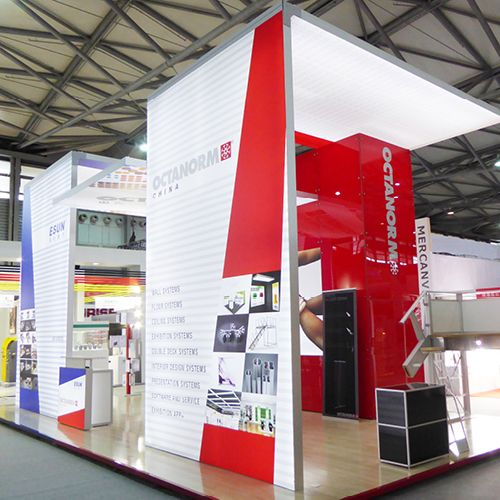 Large Format Exhibition Light Boxes Rtd Systems