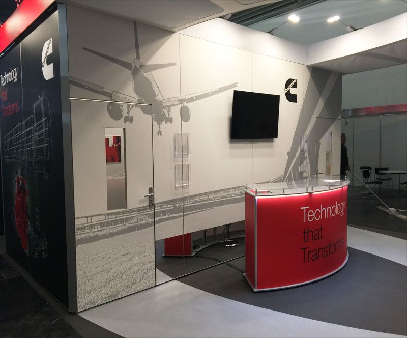 Exhibition Stand Wall Panels : Octawall exhibition walls rtd systems octanorm uk