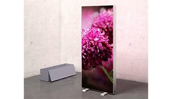 Portable Exhibition Light Box