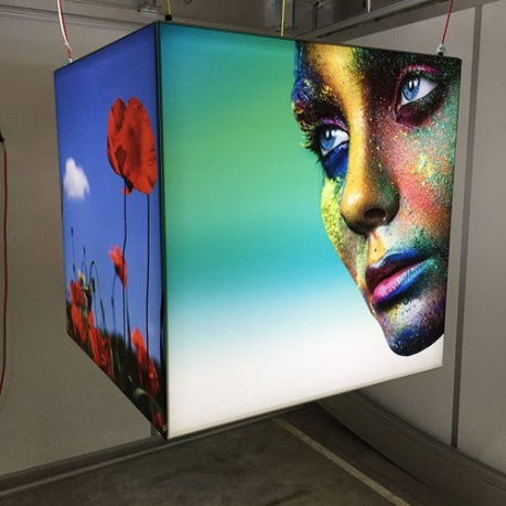 3d light boxes