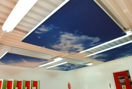 Ceiling Hung TFS (Vertical & Horizontal)