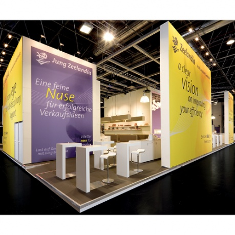 octanorm maxima exhibition stand
