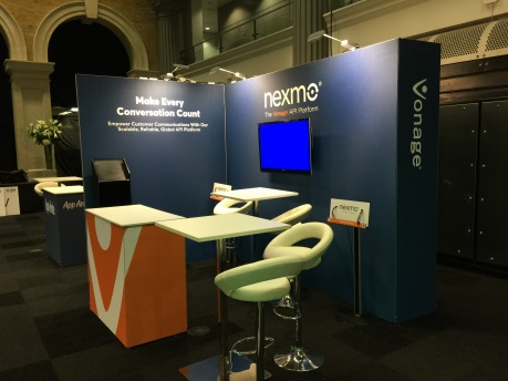 noah conference stand