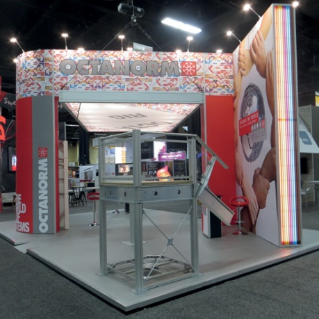 Octafloor Exhibition Flooring