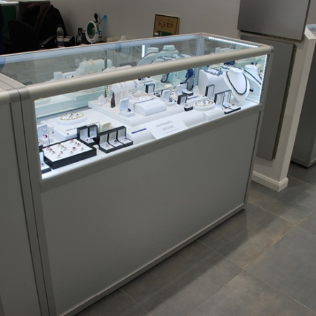 Retail Store Display Cases